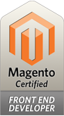 magento certified front end developer lumav