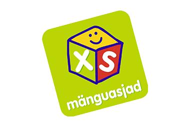 XS Mänguasjad Logo