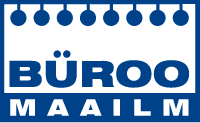 Büroomaailm logo